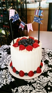 fourth of July cake 2015